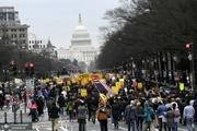 تظاهرات در شهرهای مختلف آمریکا در محکومیت ترور حاج قاسم سلیمانی