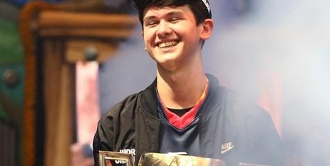 پسر 16 ساله ای که 3 میلیون دلار برنده شد