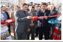 افتتاح کتابخانه روستای قلعهجق بجنورد