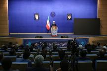 روحانی: مرمت ساختمان ها در مناطق سیل زده تا پایان تیرماه سال جاری انجام شود/ صحنه کمکرسانی ملت ایران به آسیبدیدگان سیل اخیر، غایب نداشت
