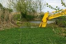 لایروبی و بهسازی آببندانهای ماسال آغاز شد