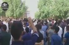 یزله اعراب خوزستان در سوگ شهادت سپهبد حاج قاسم سلیمانی