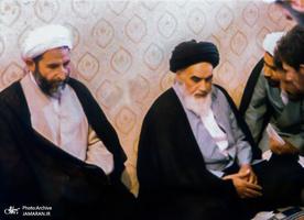 محمد یزدی و امام
