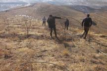 2 اکیپ ویژه از اراضی ملی شمیرانات حفاظت می کنند