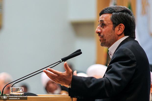 احمدی نژاد در مورد احتمال رد صلاحیتش در انتخابات 1400 چه نظری دارد؟