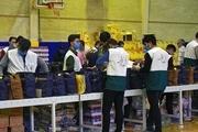 ارائه خدمات خادمیاران رضوی در بخشهای مختلف برای مقابله با کرونا
