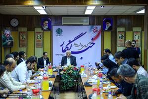 مراسم گرامیداشت روز خبرنگار در حزب مؤتلفه اسلامی