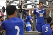 گزارش تمرین استقلال/بازگشت مدافع کرونایی، حضور دیاباته و غیبت 2 بازیکن