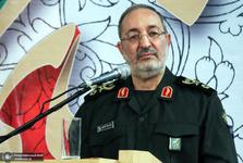 تماس تلفنی سرلشگر سلامی با وزیر بهداشت در پی شیوع «کرونا» در ایران