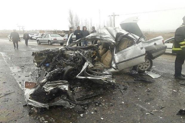 سوانح رانندگی در کهگیلویه و بویراحمد 72 مصدوم بر جا گذاشت