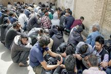 معتادان متجاهر در مراکز اقامتی بهزیستی کردستان پذیرش می شوند