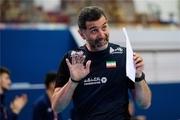 بهروز عطایی:  برگزاری لیگ به صورت متمرکز سخت است/ سرمربی تیم ملی تا پایان لیگ به ایران نمی آید