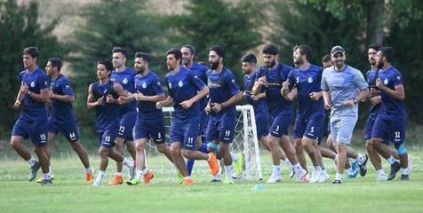 اعلام نتایج تست کرونای بازیکنان استقلال