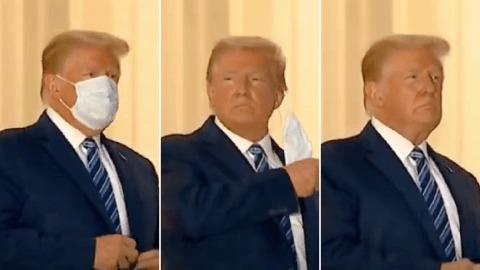 باز هم «شوی تبلیغاتی جنون آمیز» ترامپ+ تصاویر