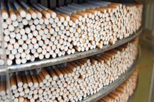 2 میلیون و 760 هزار نخ سیگار قاچاق در ابهر کشف شد