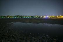 زاینده رود هم رنگ آب را دید + عکس