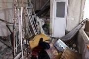 انفجار منزل مسکونی در مشهد یک مصدوم داشت