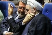 واکنش دفتر سخنگوی دولت به خبر برخورد روحانی با وزیر کشور