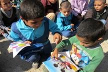 توزیع  6000 بسته آموزشی در مدارس