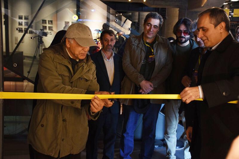 سینماگران جوان، گرد سروناز شیراز جمع شدند