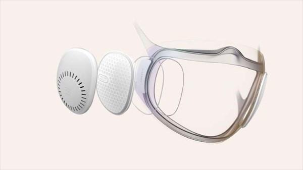 فیلترهای ماسک شفاف