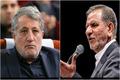 اسحاق جهانگیری و محسن هاشمی پیشنهاد کارگزاران برای انتخابات 1400 را رد کردند