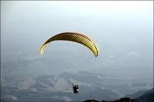 مرگ پاراگرایدر سوار 28 ساله جهرمی در ارتفاعات کلاردشت