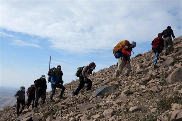 هیأت کوهنوردی کهگیلویه و بویراحمد رتبه نخست کشور را کسب کرد