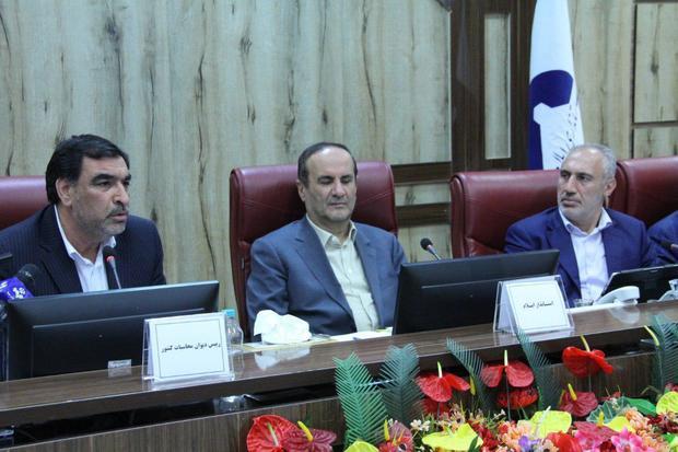 سرمایهگذاری بخش دولتی در استان متناسب با شرایط و ظرفیتها نیست