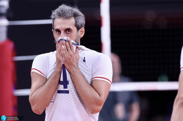 گزارش تصویری| کاروان ایران در روز ششم المپیک 2020 توکیو