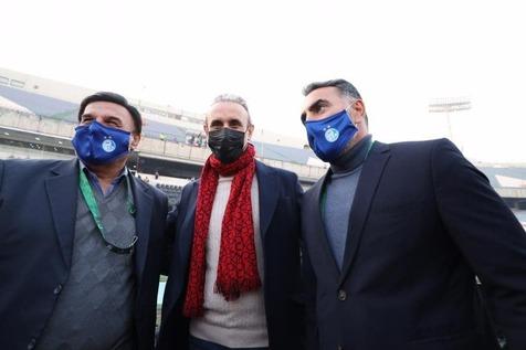 انتقاد تند پیشکسوت فوتبال از گل محمدی و فکری