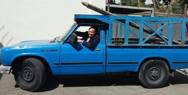 سفیر آلمان در ایران خداحافظی کرد + عکس