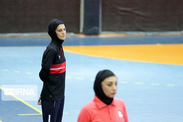 پیروزی مقتدرانه بانوان فوتسالیست خراسان رضوی در مقابل تیم رهیاب گستر تهران