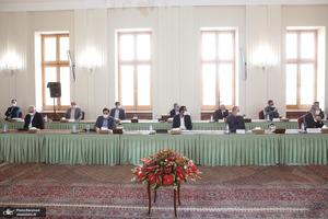 نشست ستاد هماهنگی روابط اقتصادی خارجی