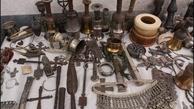 کشف 844 اثر تاریخی از متخلفان حوزه میراث فرهنگی در اردبیل