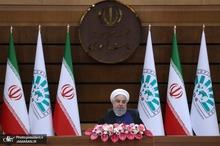 روحانی: برجام حفظ شده است/ آمریکا موظف است با لغو کلیه تحریم ها به برجام بازگردد؛ ایران نیز اقدام آمریکا را با اقدام مثبت متقابل پاسخ خواهد داد