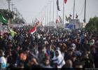 مداح : محمود کریمی/ کوه غمت به شانه آورده ام/ اربعین