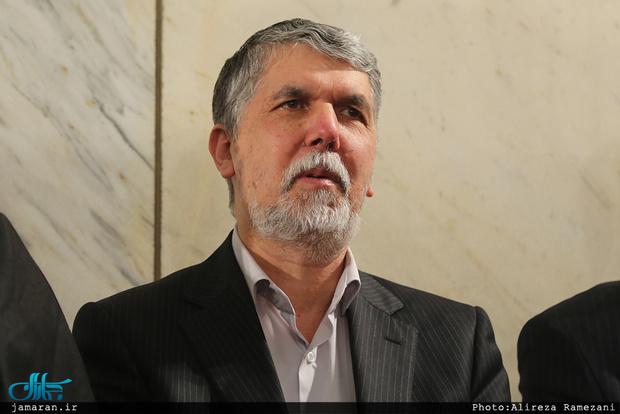 وزیر ارشاد: به دنبال زمینههای جدید همکاری فرهنگی با عراق هستیم