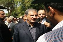 پیکر سیف الله شهدادنژاد در عنبرآباد تشییع شد