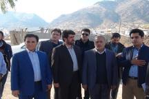 خدمات رسانی در مناطق زلزله زده گیلانغرب مطلوب است