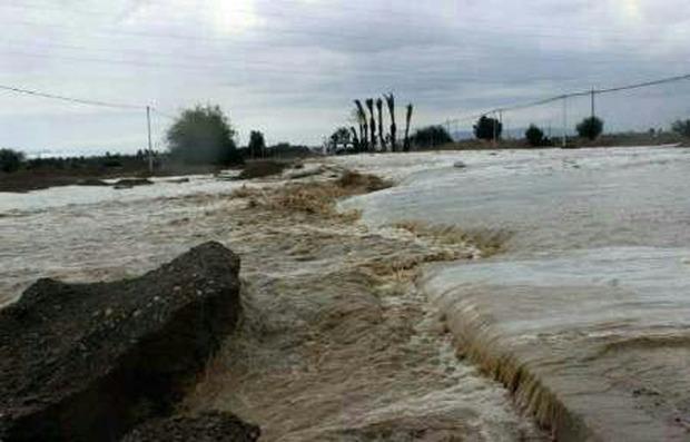 بارش های بهاری در 21 نقطه سیستان و بلوچستان ادامه یافت