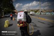 ضدعفونی مناطق شهری و روستایی توسط هیئتها و سازمانهای مردم نهاد