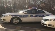 هشدار پلیس راه ایلام نسبت به لغزنده بودن جاده ها
