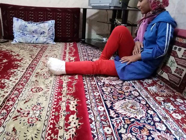 رنج ۱۴ ساله فاطمه از پاچنبری