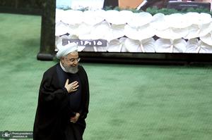 مراسم افتتاح یازدهمین دوره مجلس شورای اسلامی