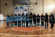 """تیم لیگ برتری بسکتبال """"بارمان مشهد"""" تغییر نام داد"""
