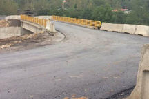 پل روستای کلیک بخش بلده نور افتتاح شد
