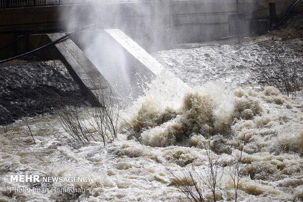 سدهای استان همدان برای مهار سیلاب احتمالی آماده شده است