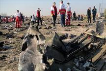 جانباختگان گلستانی سانحه هواپیمای اوکراین چهارشنبه تشییع می شوند
