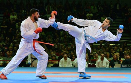 کاراته به بازیهای آسیایی 2022 اضافه شد